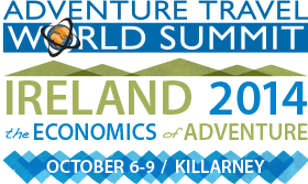 Adventure Travel World Summit 2014 Ireland