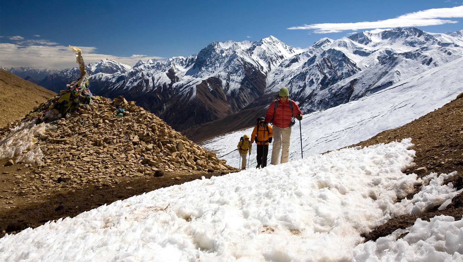 AdventureWeek - Rebound Nepal on the Great Himalaya Trails
