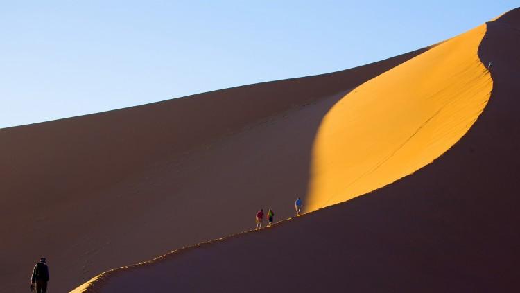 Adventure Travel World Summit - Namibia 2013