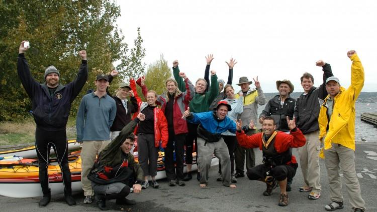 Adventure Travel World Summit - Seattle 2005