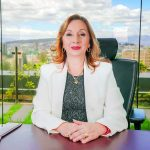 Rosi Prado De Holguin - Ministra de Turismo de Ecuadro